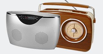 Kaasaskantavad raadiod