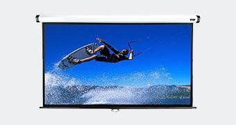 Projektori ekraanid