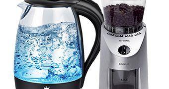 Kohvi valmistamise tarvikud