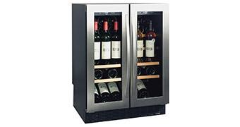 Integreeritavad veinikülmikud