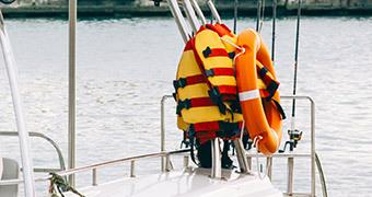 Päästevarustus ja mereohutus