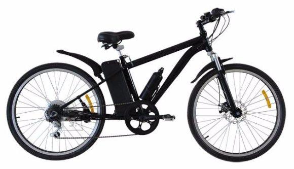 Elektrijalgratas TDF023 must KOMISJONIMÜÜK