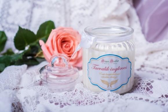 Lõhnaküünal Taevalik ingliroos