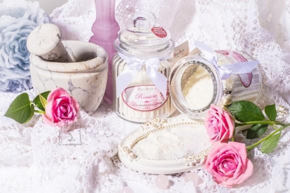 Luksuslik roosiõie vanni-vahupiim 125g
