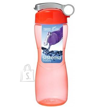 Sistema Sport joogipudel, oranz, 645 ml