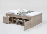 FMD Furniture voodi Carlo 140x200 cm