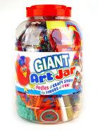 Alex Toys meisterdamise komplekt Giant Art Jar