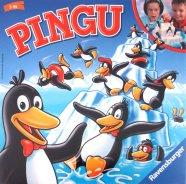 Ravensburger lauamäng Pingu