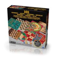 Cardinal Industries mängukomplekt 101 lauamängu