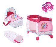 Hauck nuku reisivoodi + mänguhäll My Little Pony