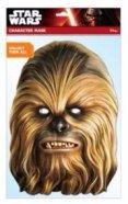 Rubies mask Chewbacca