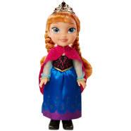 Frozen nukk Toddler Anna