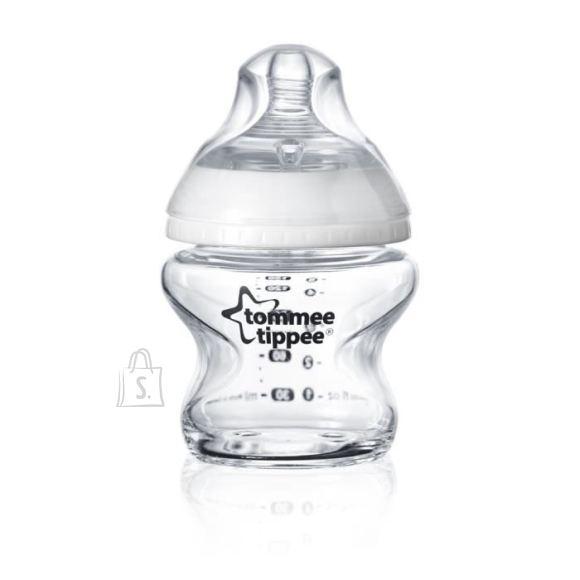TOMMEE TIPPEE klaasist lutipudel CTN 150ml 0m+ 42243775