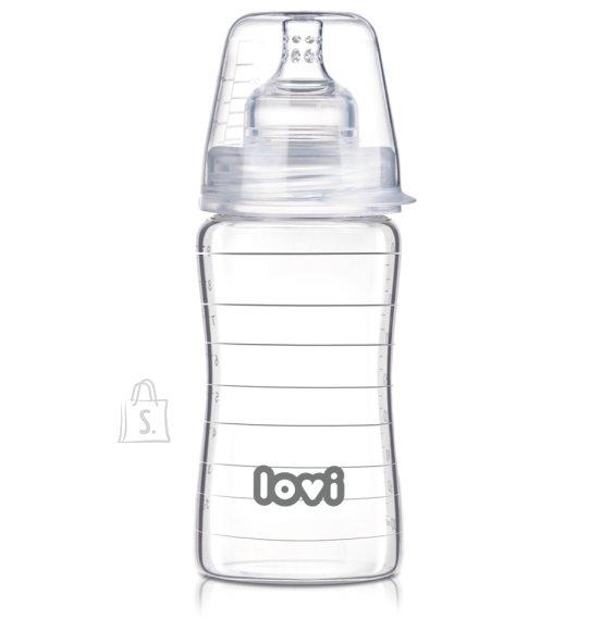 Lovi klaasist lutipudel Diamond Glass Pure