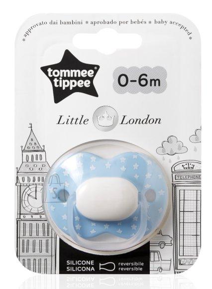 Tommee Tippee London Boy silikoonist lutt 0-6 k