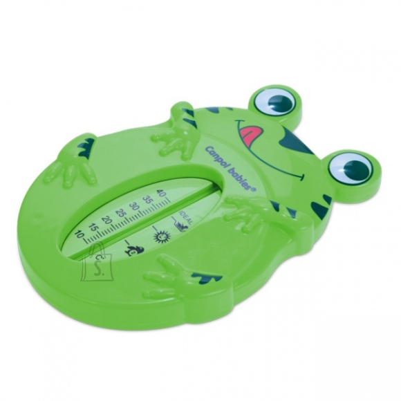 CANPOL BABIES vanni termomeeter Frog 9/220