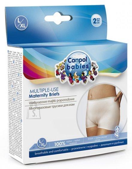 Canpol rasedusjärgsed aluspüksid L/XL 2 tk