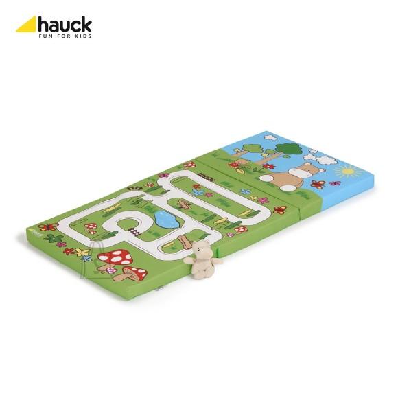 Hauck kokkukäiv madrats Hippo Green
