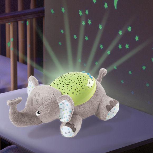 Summer Infant projektoriga + helidega öölamp