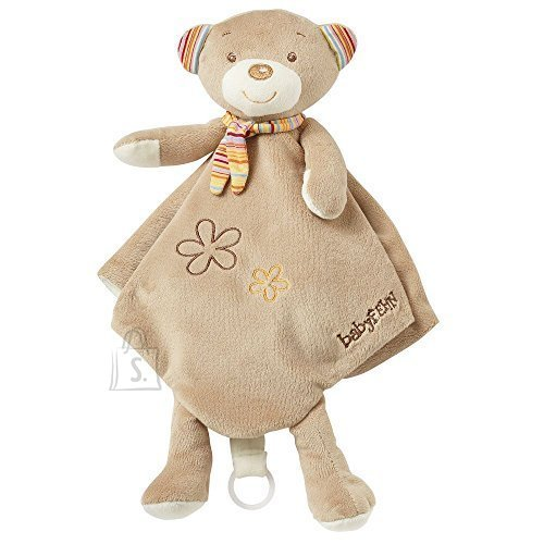 Babyfehn pehme tekk-mängukaru Teddy