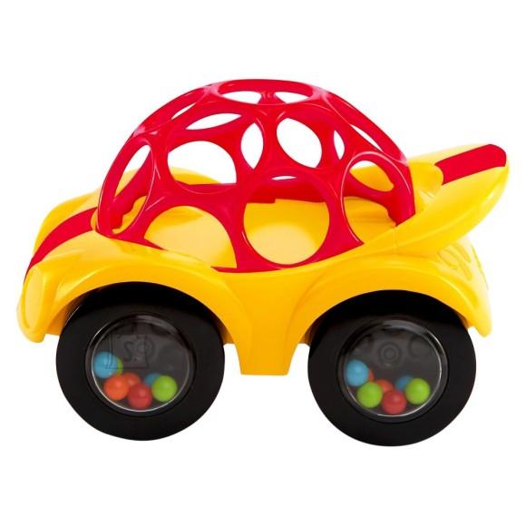Oball auto kõristiga