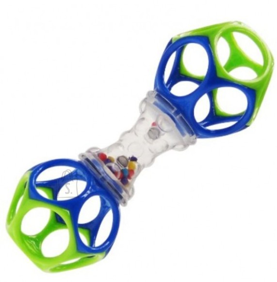 Kids II kõristiga mänguasi Shaker
