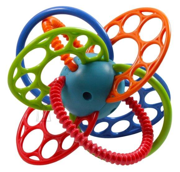 Kids II kõristiga mänguasi Flexiloops