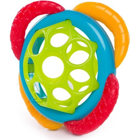 Kids II närimislelu Grasp & Teethe Teether, 3-36 kuud