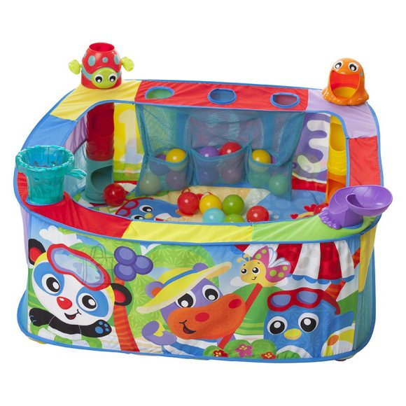 Playgro mänguaedik/pallimeri Pop And Drop