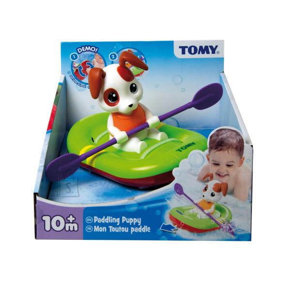 Tomy vannimänguasi aerutav koer