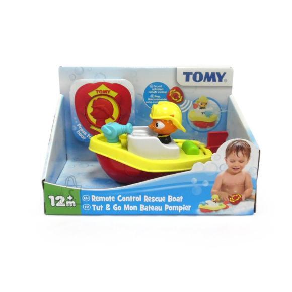 Tomy vannimänguasi kaugjuhtimisega mootorpaat Mix & Match
