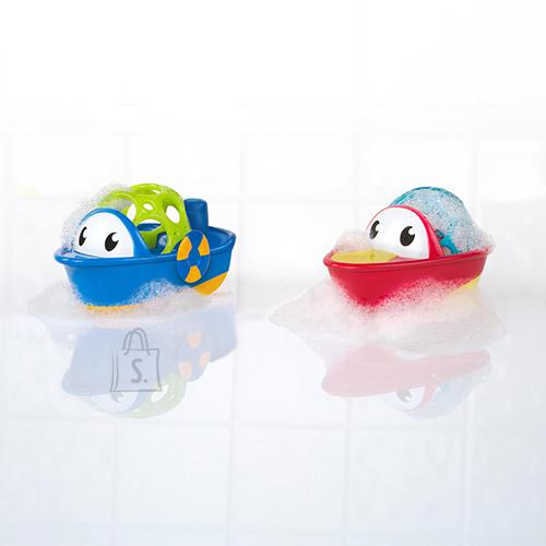 Kids II vannimänguasi Paat, erinevad variandid