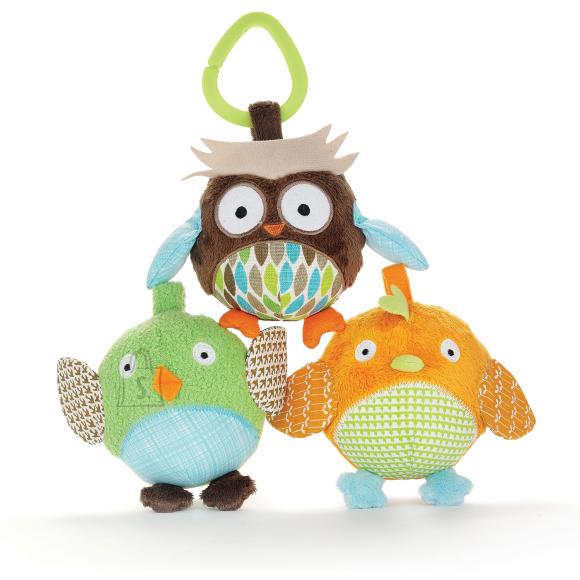Skip Hop pehmed mänguasjad Ball Trio