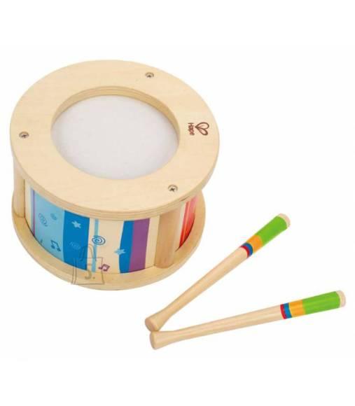 Hape laste puidust trummikomplekt