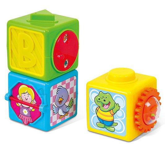 Playgo Infant&Toddler piltidega klotsid