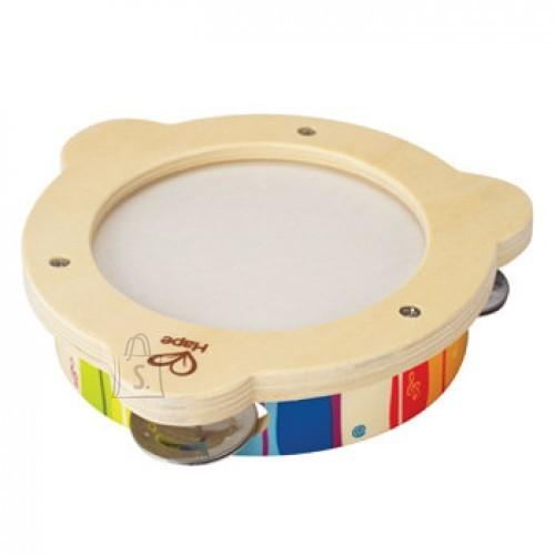 Hape puidust tamburiin