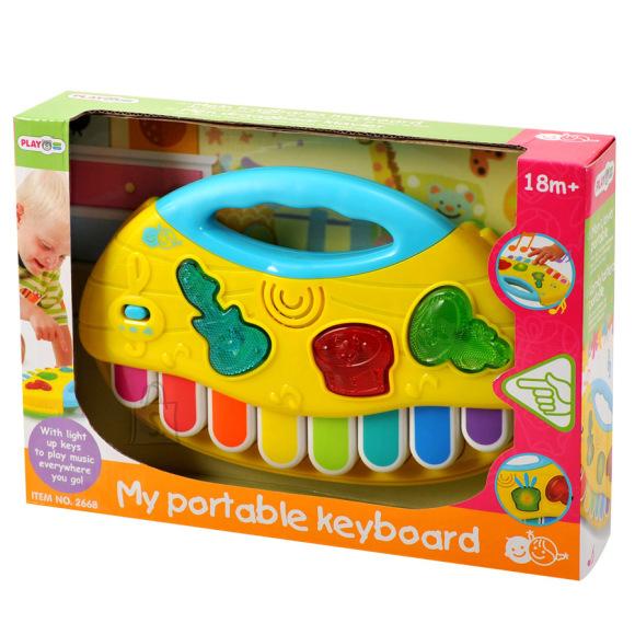 Playgo PLAYGO INFANT&TODDLER muusikaline klaviatuur B/O, 2668