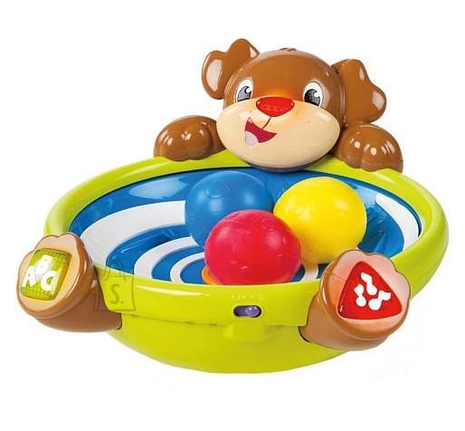 Kids II mängukomplekt pall + mängukutsikas