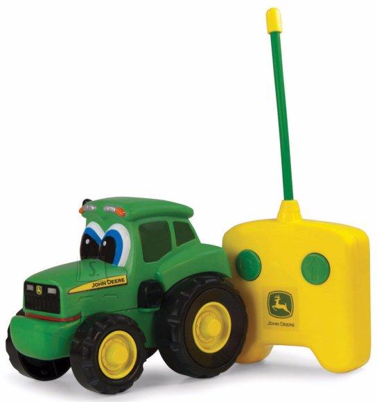 John Deere raadio teel juhitav traktor Johnny