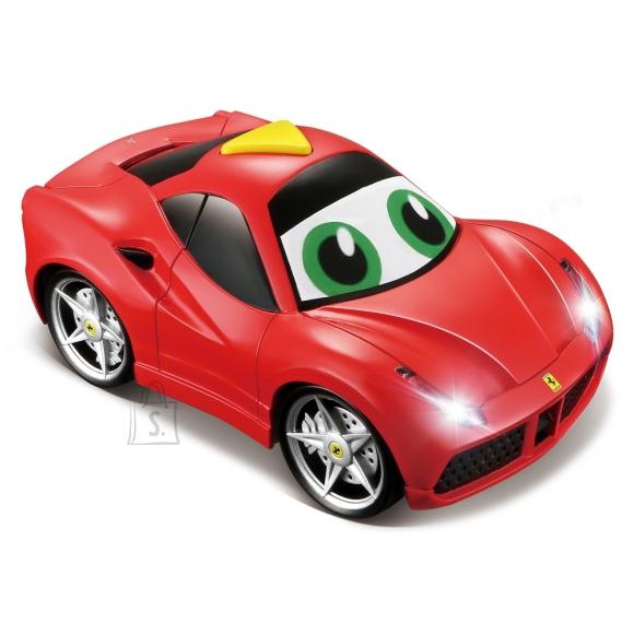 BB JUNIOR mänguauto Ferrari Light & Sound, 16-81002