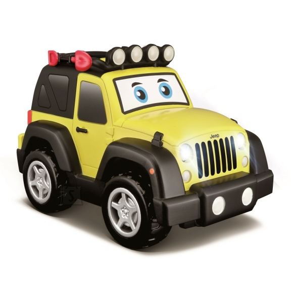 Mänguauto Jeep Light & Sound