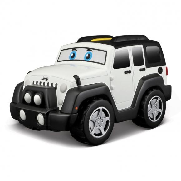 BB JUNIOR mänguauto Jeep Touch & Go, 16-81801