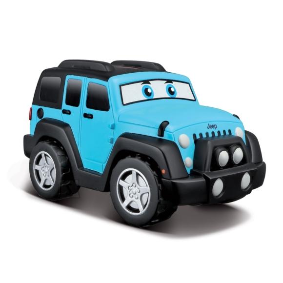 BB JUNIOR mänguauto Jeep Lil Driver, 16-82301