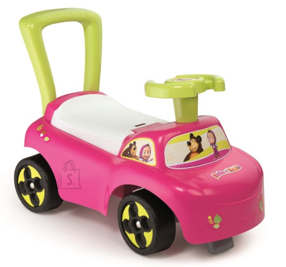 Smoby Maša ja Karu pealeistutav auto