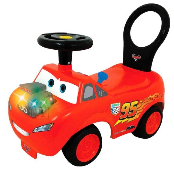 Kiddieland jalgadega lükatav auto Cars Revvin' Lights