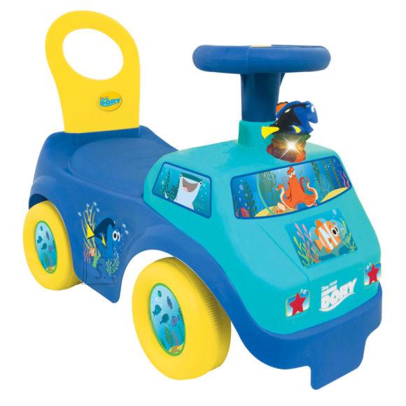 Kiddieland jalgadega lükatav auto My First Dory