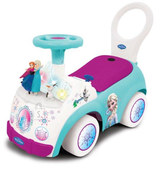 Kiddieland jalgadega lükatav auto Frozen Magical Adventure