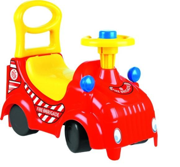 Jalgadega lükatav tuletõrjeauto