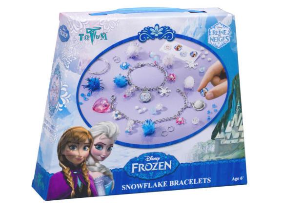 Frozen lumehelbekeste käevõrud