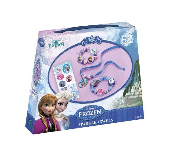 Totum Frozen lumekuninganna ehete komplekt
